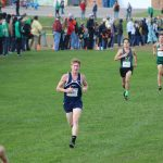 Jacob Corbett finishes 58th place at IHSAA Boys Cross Country State Finals