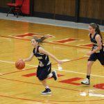 Girls Junior Varsity Basketball falls to Plymouth 74 – 16