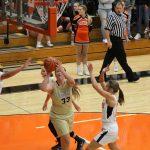 Girls Varsity Basketball falls to LaPorte 67 – 26