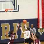 Boys Freshman Basketball beats James Whitcomb Riley 53 – 47