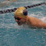 Boys Varsity Swimming beats Plymouth 127.5 – 50.5
