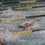 Girls Varsity Swimming beats Marian 114 – 72
