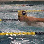 Boys Varsity Swimming beats Michigan City 92.5 – 90.5