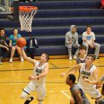 NP JV Boys Basketball comes up short against Marian
