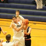 Boys Junior Varsity Basketball comes up short vs Clay 48 – 47