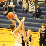 Boys Junior Varsity Basketball beats Oregon-Davis 59 – 22