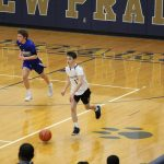 Boys Freshman Basketball beats Jimtown 41 – 25