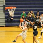 Girls Junior Varsity Basketball falls to Michigan City 51 – 35