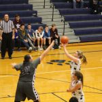 Girls Varsity Basketball falls to Michigan City 70 – 26
