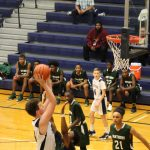 Boys Freshman Basketball falls to Valparaiso 30 – 20