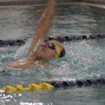 Boys Varsity Swimming falls to South Bend Riley 124 – 61
