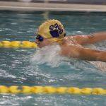Boys Varsity Swimming falls to Elkhart Central 94 – 89