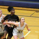 Girls Junior Varsity Basketball falls to Penn 48 – 17