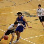 Boys Freshman Basketball beats Buchanan 38 – 37