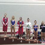 Girls Varsity Swimming finishes 10th place at NIC Girls Swimming Championships