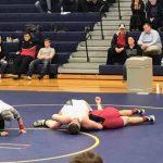 Wrestling vs. John Glenn 1/17/19. (Photo Gallery)