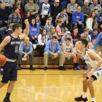 Boys Varsity Basketball beats South Central Jr-Sr High School (Union Mills) 39 – 35