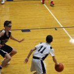 Freshman Boys Basketball vs. John Glenn  1/24/19