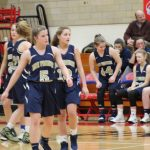 Girls Junior Varsity Basketball falls to South Bend John Adams 44 – 36