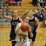 JV Girls Basketball vs. John Glenn 1/25/19