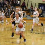 Girls Junior Varsity Basketball falls to John Glenn 49 – 26