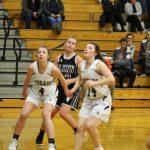 Girls Junior Varsity Basketball falls to Knox Community 36 – 33