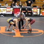NP IHSAA Wrestling Sectionals