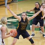 Girls Varsity Basketball beats Jimtown 55 – 34 in IHSAA Sectional Game 1