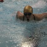 Swimmers compete well at Sectional Prelims