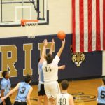 NP Freshman Basketball falls to Clay