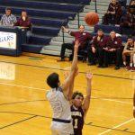 Boys Varsity Basketball falls to Mishawaka 54 – 44