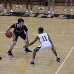 Boys Junior Varsity Basketball falls to James Whitcomb Riley 50 – 47