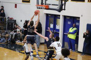 Varsity Boys Basketball @ South Bend Riley 2/8/19  (Photo Gallery)