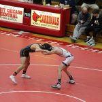 Wrestling:  IHSAA Semi-State @ East Chicago  2/9/19  (Photo Gallery)