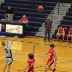 FR Boys Basketball ends on a high note.