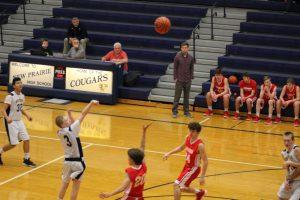 Freshman Boys Basketball vs. Goshen  2/11/19  (Photo Gallery)