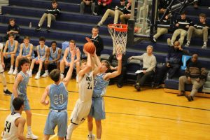 JV Boys Basketball vs. South Bend St. Joe  2/12/19  (Photo Gallery)