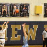 Boys Varsity Basketball falls to Saint Josephs High School – South Bend 52 – 47