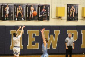 Varsity Boys Basketball vs. South Bend St. Joe  2/12/19  (Photo Gallery)