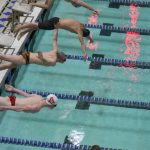 Great swims at Boys Sectional Prelims