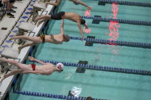 Boys Swimming @ IHSAA Sectional  2/14/18  (Photo Gallery 1 of 2)