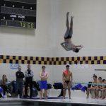Szymanski finishes 10th at Diving Regional