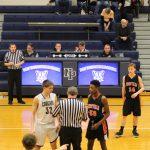 JV Boys Basketball vs. Westville  2/23/19  (Photo Gallery 1 of 2)