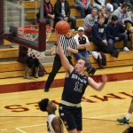 Boys Varsity Basketball falls in IHSAA Boys Bkb Sectional vs. SB Washington 52 – 38