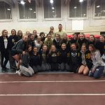 Lady Cougars Track & Field Place 2nd at Culver Academies Indoor
