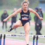 Cougars in College:  Allie Vogeler name BIG EAST Women's Track Athlete of the Week