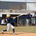 New Prairie JV Baseball suffers a tough loss to Griffith