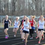 Lady Cougars Track & Field Defeat Lions