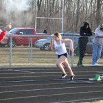 NPTF Lady Cougars Place 2nd at Home Opener