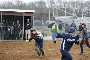 Varsity Softball vs. Michigan City 4/4/19  (Photo Gallery)